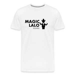 Magic lalo Vlogs 2 - Men's Premium T-Shirt