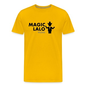 Magic lalo Vlogs 3 - Men's Premium T-Shirt