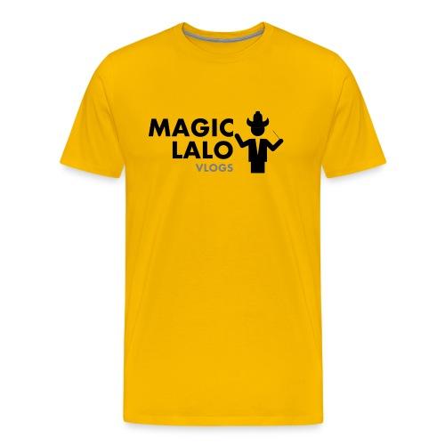 Magic lalo Vlogs 3 - Men's Premium T-Shirt