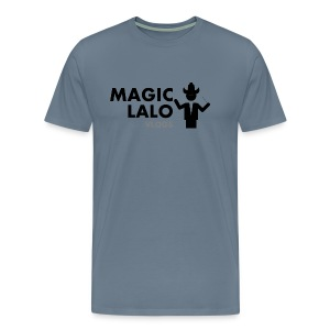 Magic lalo Vlogs 1 - Men's Premium T-Shirt