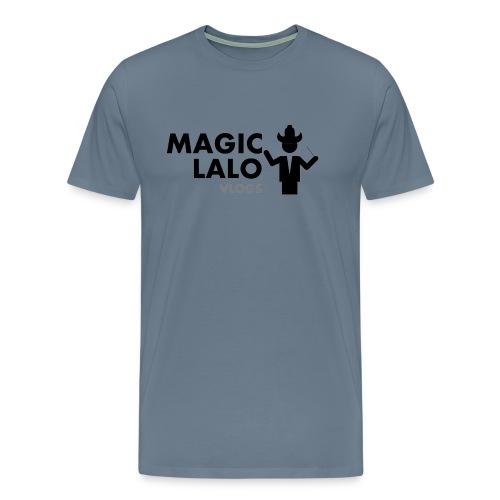 Magic lalo Vlogs 1 - Men's Premium T-Shirt