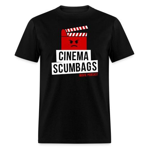 Cinema Scumbags Logo T-Shirt - Men's T-Shirt
