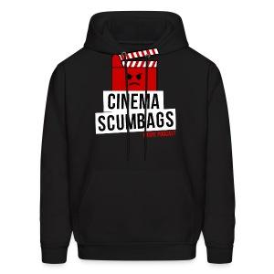 Cinema Scumbags Logo Hoodie - Men's Hoodie