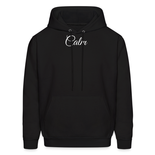 Calm Hoodie - Black - Men's Hoodie