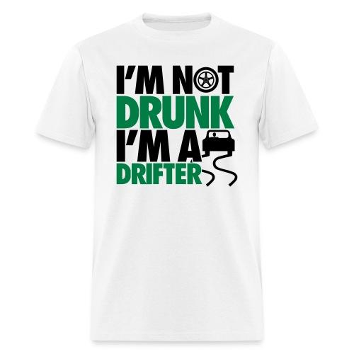 drifter - Men's T-Shirt