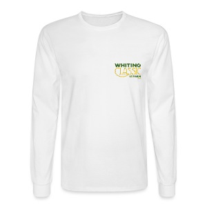 Long Sleeve | Design Front and Back - Men's Long Sleeve T-Shirt