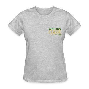 Women's T | Design Front and Back - Women's T-Shirt