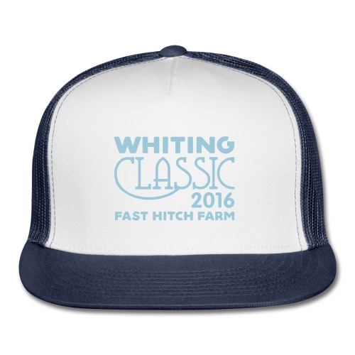 Trucker Hat | Blue - Trucker Cap