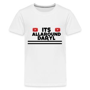 AllAroundDaryl Shirt Kids - Kids' Premium T-Shirt
