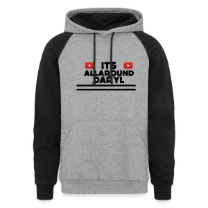 AllAroundDaryl Sweater Mens - Colorblock Hoodie
