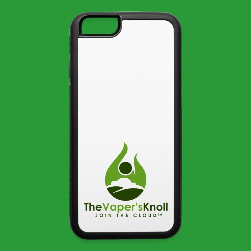 The Vaper's Knoll 6/6s Rubber IPhone Case - iPhone 6/6s Rubber Case