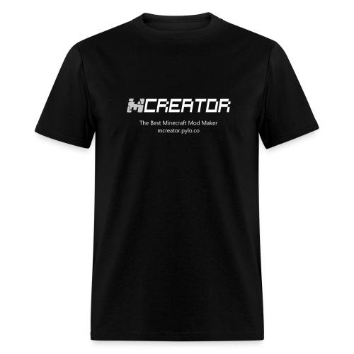 MCreator's logo T-Shirt - Men - Men's T-Shirt