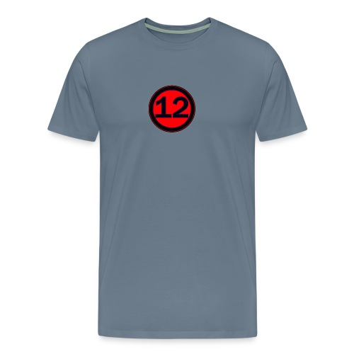 Original 12 Logo T - Men's Premium T-Shirt