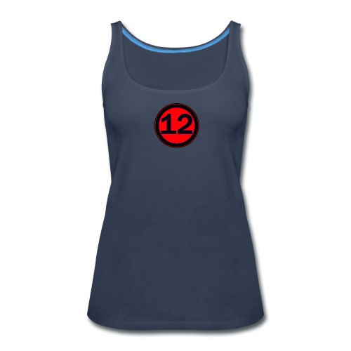 12 Tank For Womerns - Women's Premium Tank Top