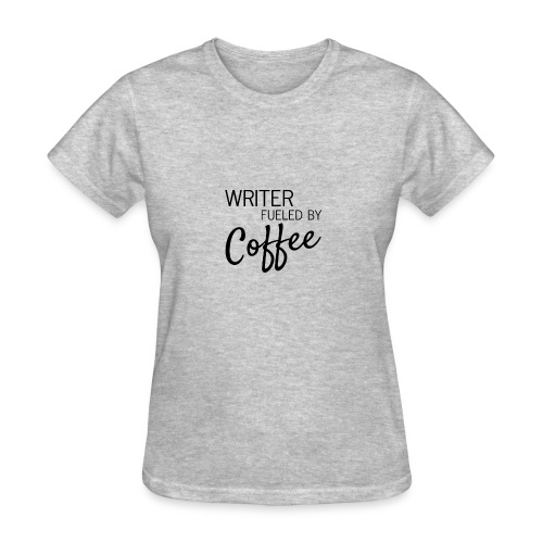Writer Fueled by Coffee Women's Tee - Women's T-Shirt