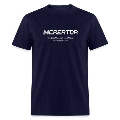 MCreator Logo T-Shirt - Color - Men - Men's T-Shirt