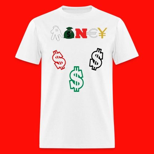 Stack My Cash T- shirt - Men's T-Shirt