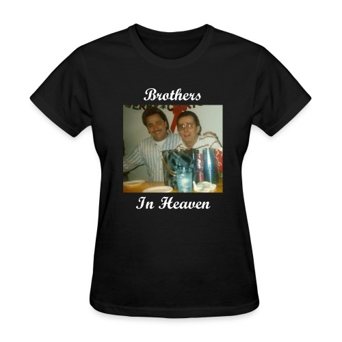 Uncle Bill And Uncle Jim T-Shirt (Womens) - Women's T-Shirt
