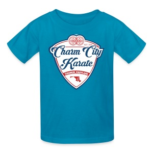 Kids Charm City Baseball Tee - Kids' T-Shirt