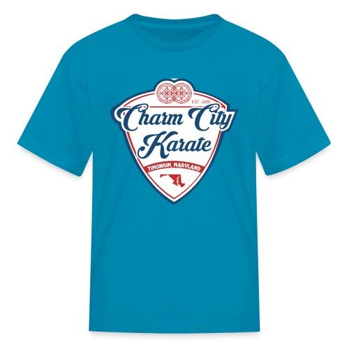 Kids Charm City Baseball Tee - Kids' T-Shirt