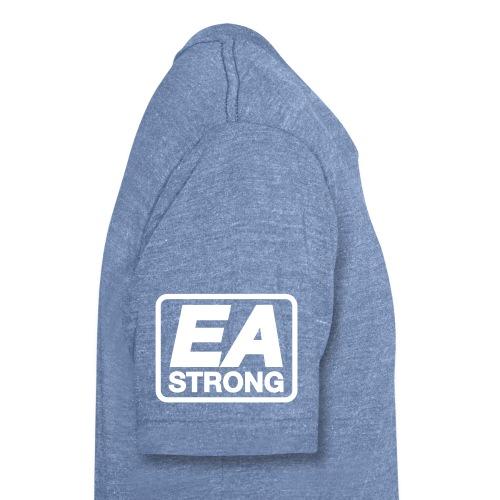 EA STRONG Performance shirt - Unisex Tri-Blend T-Shirt