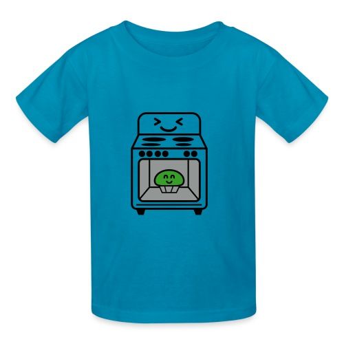 cupcake tee - Kids' T-Shirt