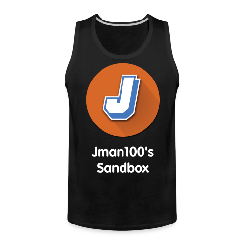 Jman100's Sandbox Tank Top - Men's Premium Tank