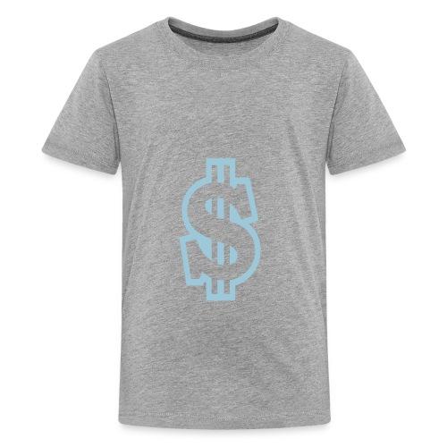 Money Sign Tee - Kids' Premium T-Shirt
