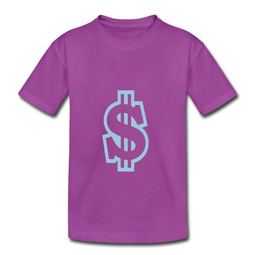 Money Sign Tee - Kids' Premium T-Shirt