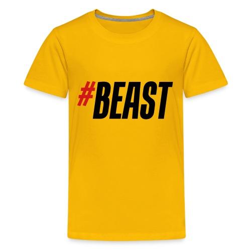 Beast Tee - Kids' Premium T-Shirt