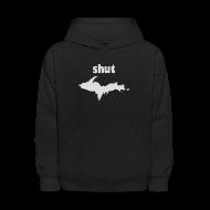 Sweatshirts ~ Kids' Hoodie ~ Shut U.P.
