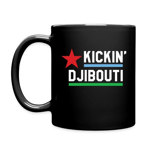 Kickin' Djibouti mug - Full Color Mug