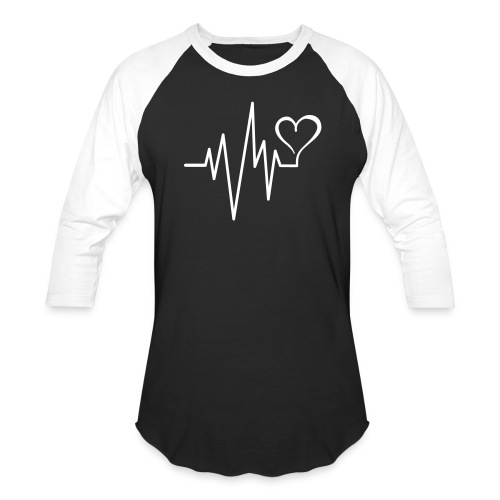 Heartlines  - Baseball T-Shirt