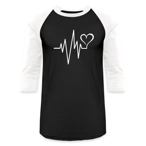 Heartlines  - Baseball T-Shirt