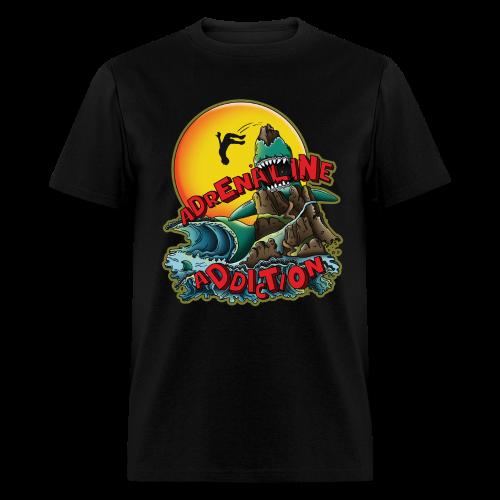AA Shark (Any Color) - Men's T-Shirt