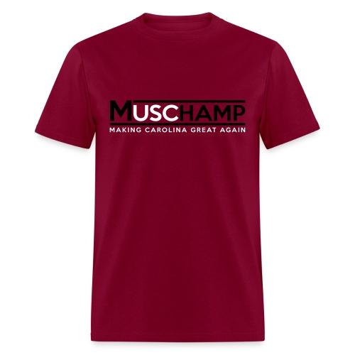 Boom Garnet - Men's T-Shirt