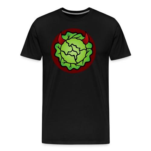 THE DEVIL'S LETTUCE! - Men's Premium T-Shirt