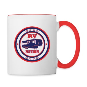 RV Nation - Contrast Coffee Mug