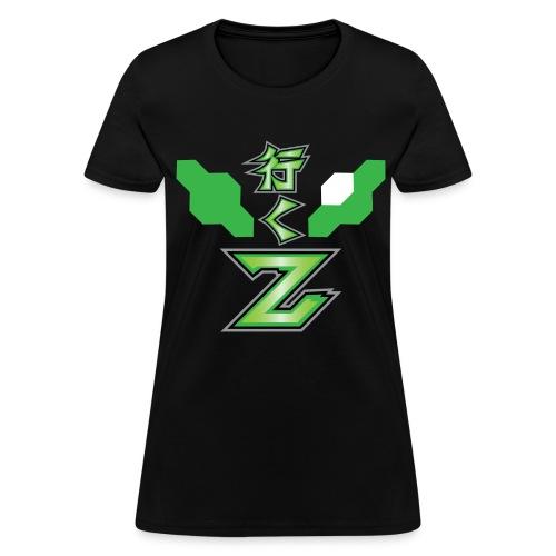 Iku-Z! - Women's T-Shirt