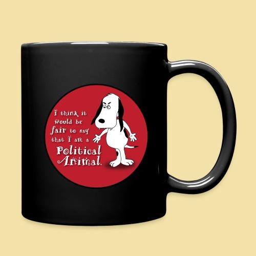 Political Animal- Coffee Mug - Full Color Mug