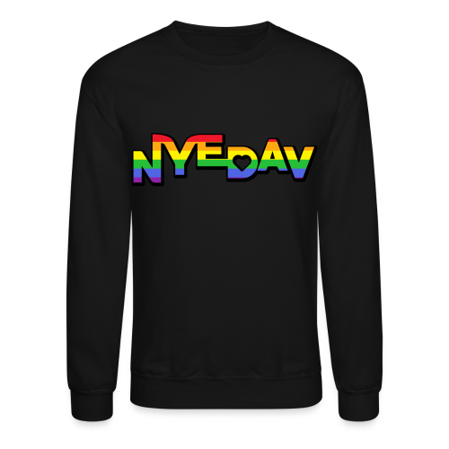 RAINBOW NYEDAV SWEATER - Crewneck Sweatshirt