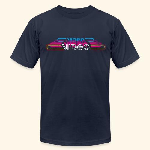 VintageVideo - Men's  Jersey T-Shirt