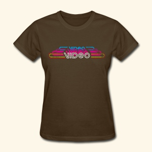 VintageVideo - Women's T-Shirt