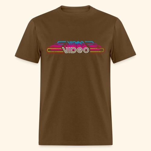 VintageVideo - Men's T-Shirt