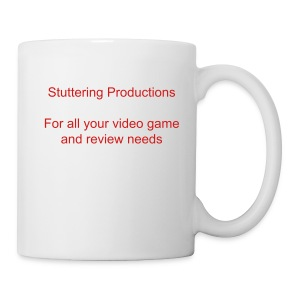 Stuttering Productions Mug - Coffee/Tea Mug