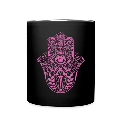 Hamsa hand COFFEE MUG  - Full Color Mug