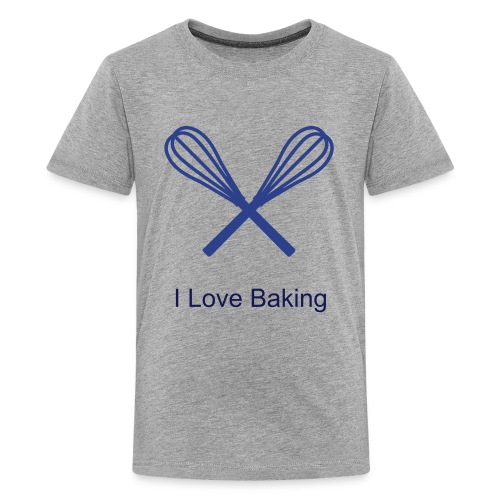 Baking Tee - Kids' Premium T-Shirt