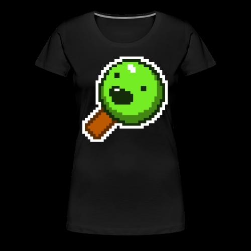 Slimecicle Logo Women's T Shirt - Women's Premium T-Shirt