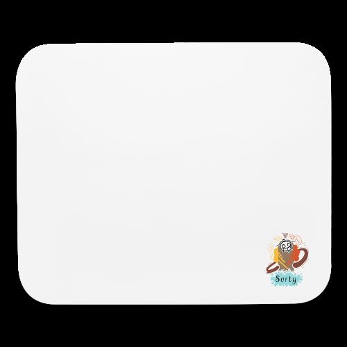 bla bla - Mouse pad Horizontal