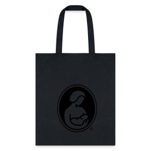 LLL Logo Canvas Tote - green bag - Tote Bag